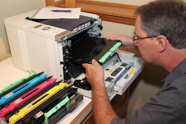 Bother HL4040 Printer Repair