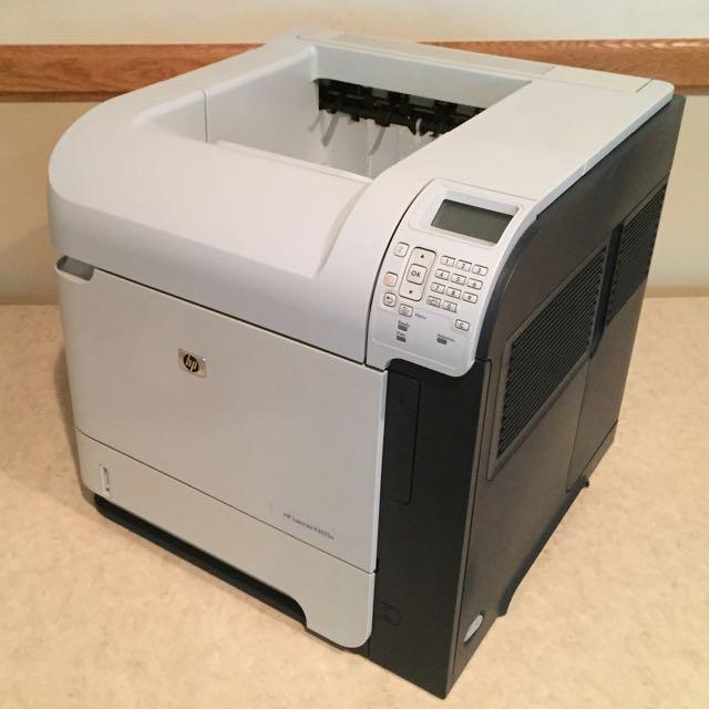 Hewlett Packard LaserJet P4015N Printer for sale