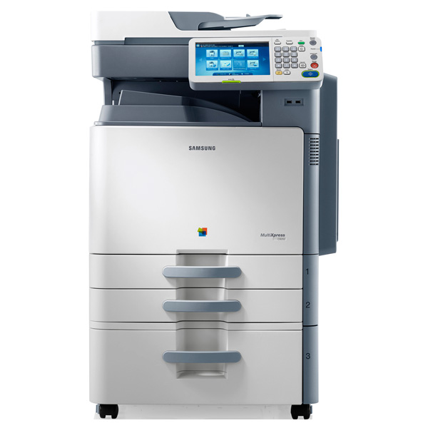 Samsung CLX-9252NA Multifunction Print, Copy, Scan and Fax