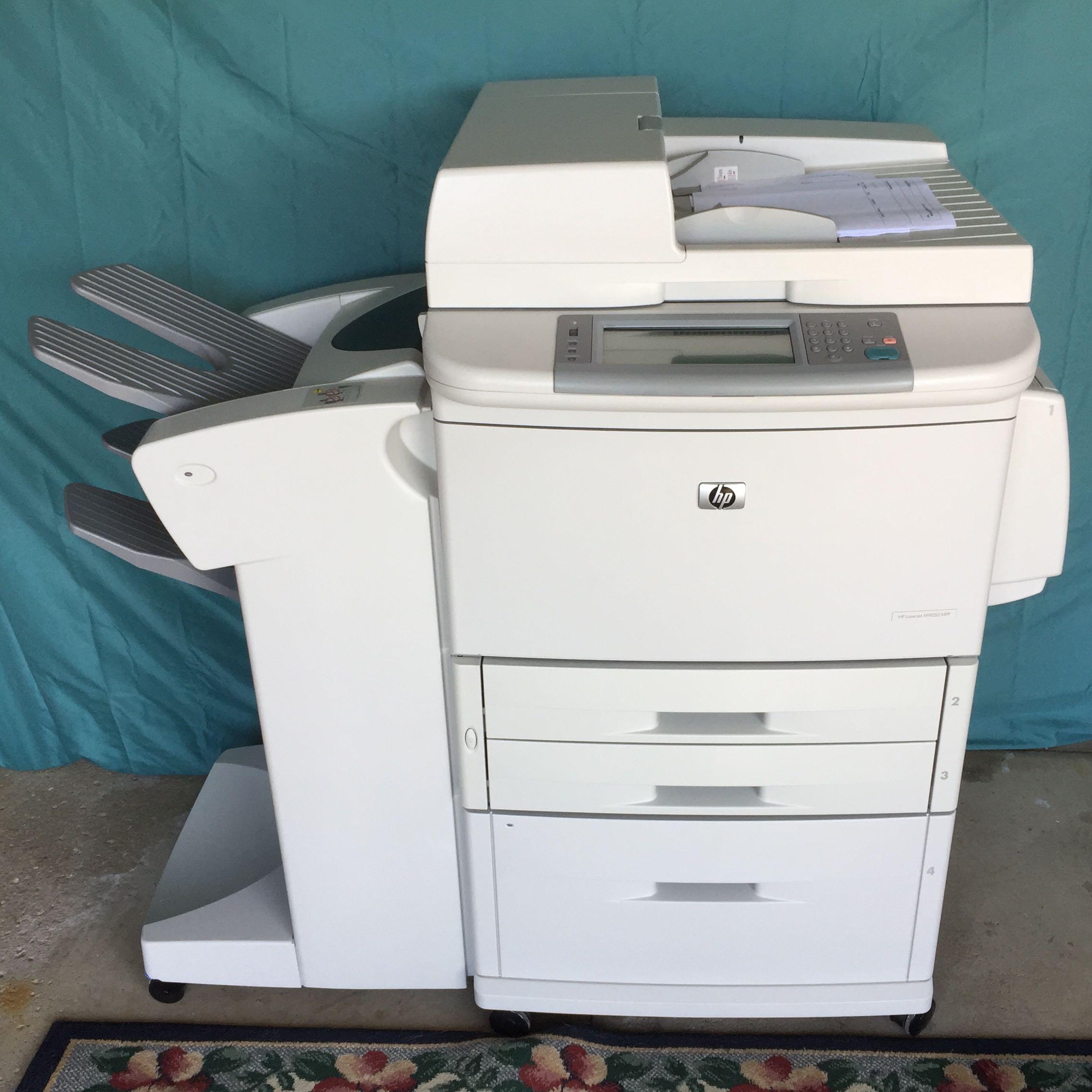 Hewlett Packard 9050MFP