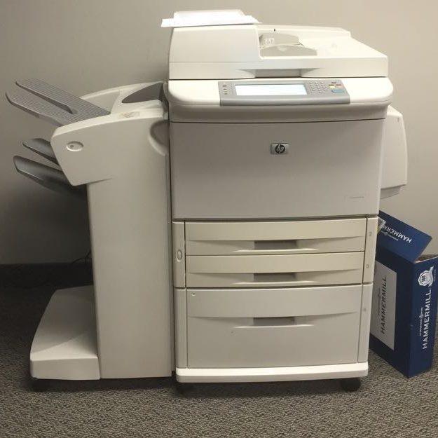 Hewlett Packard 9050 MFP Laser Printer for sale